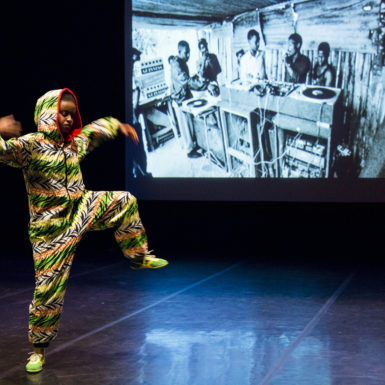 A World Tour of Urban Dance in Ten Cities